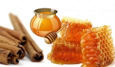 Μέλι και κανέλα ή κανέλα και μέλι