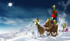 Με το πνεύμα των Χριστουγέννων στις προτάσεις για δώρα.