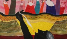 Συμβαίνει στη γκαλερι ζωγραφικής του 'Blackduck' στη Χρήστου Λαδά