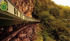 Ταξίδια με τρένο ή ξενοδοχεία πολυτελείας πάνω σε τροχούς;