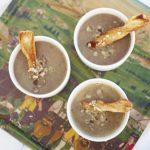 μια γρήγορη συνταγή για σούπα κάστανο