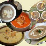 γρήγορες συνταγές για μια βελουτέ σούπα λαχανικών