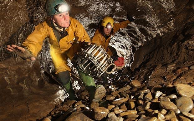 Σπηλαιολογία