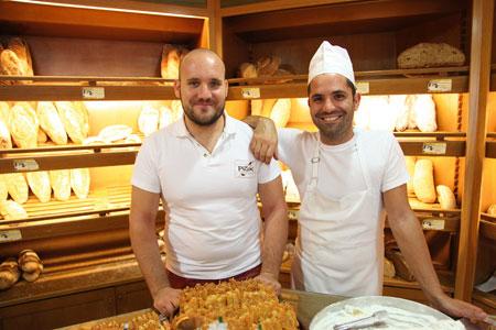 Οι καλοί φούρνοι της Αθήνας - Ρίζος