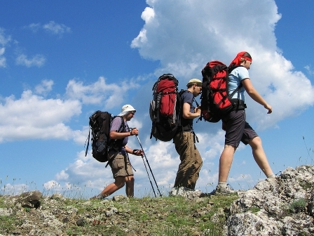 πεζοπορία ( trekking)