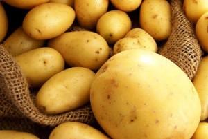 Βράσιμο πατάτας