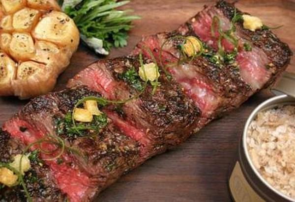 Craftsteak's Wagyu Ribeye Steak