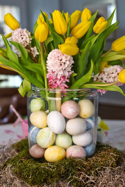 Interesting-DIY-Ideas-How-To-Decorate-Your-Home-For-Easter-4