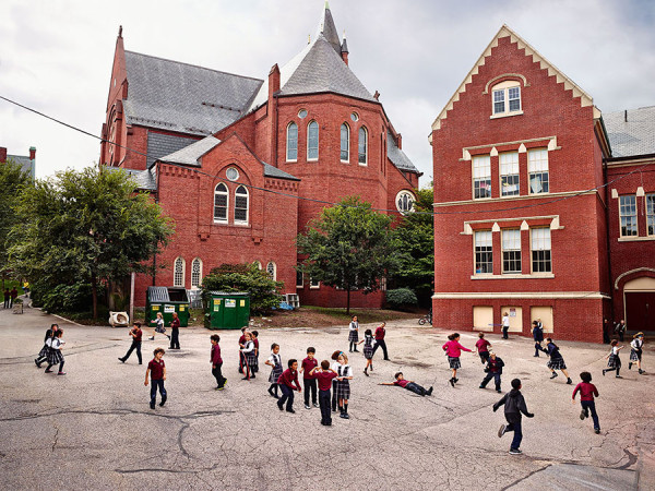 St. Mary of the Assumption Elementary School, Brookline, Massachusetts