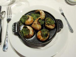 Σαλιγκάρια bourguignonne (μπουργκινιόν)