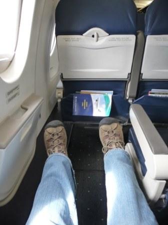 Καλύτερες θέσεις στο αεροπλάνο