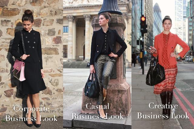 Επαγγελματικό ντύσιμο ή Business codes