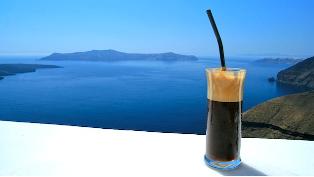 frappe ελληνικός καφέ
