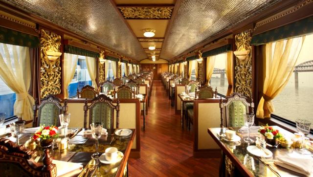 Εξωτικά ταξίδια με τρένο