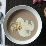 γρήγορη συνταγή για κρεμμυδόσουπα βελουτέ