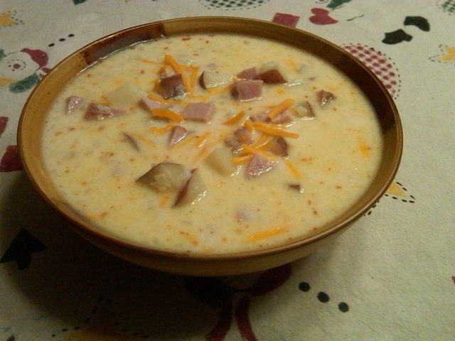 γρήγορη συνταγή βελουτέ σούπα λαχανικών με πατάτα
