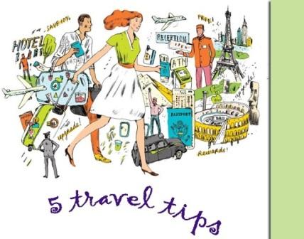 5 λάθη προετοιμασία ταξιδιού