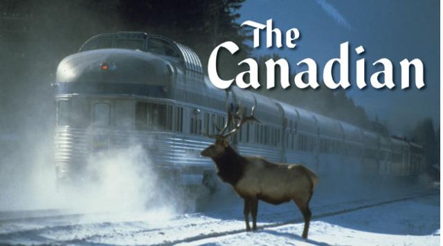Η καναδική oμορφιά σε κίνηση.
