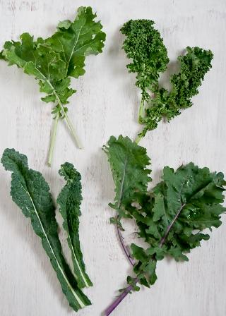 Φυλλώδη λαχανικά